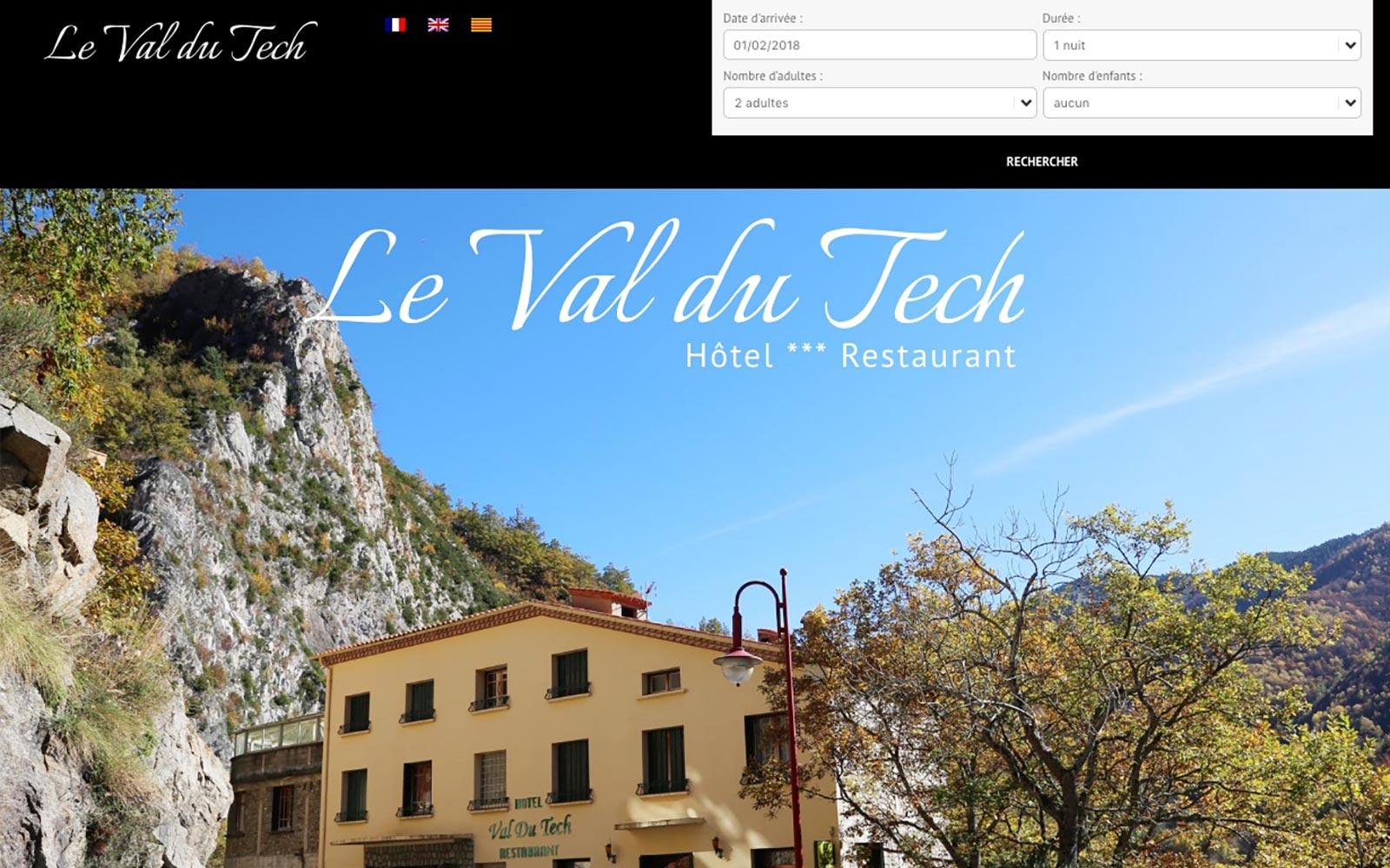 Le Val Du Tech