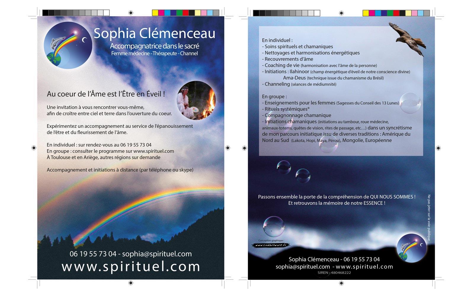 Flyer Spirituel.com